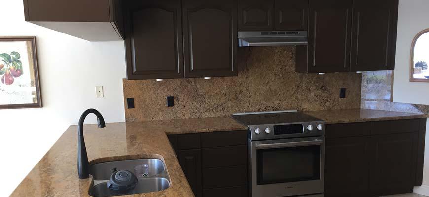 Kitchen Cabinet Painting Naples, FL