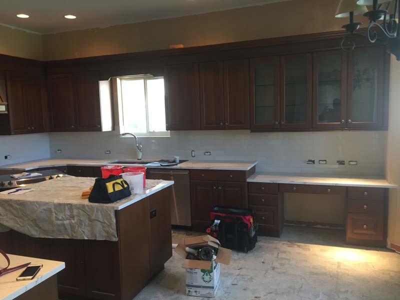 Naples Kitchen Cabinet Painters