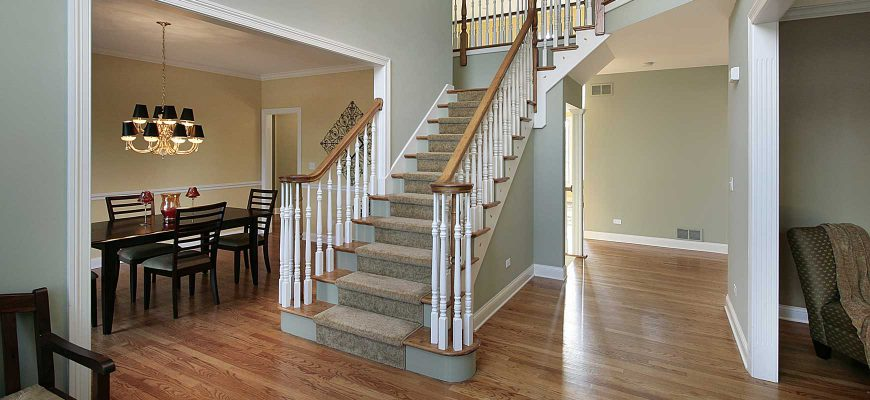Naples, FL Stair Painting